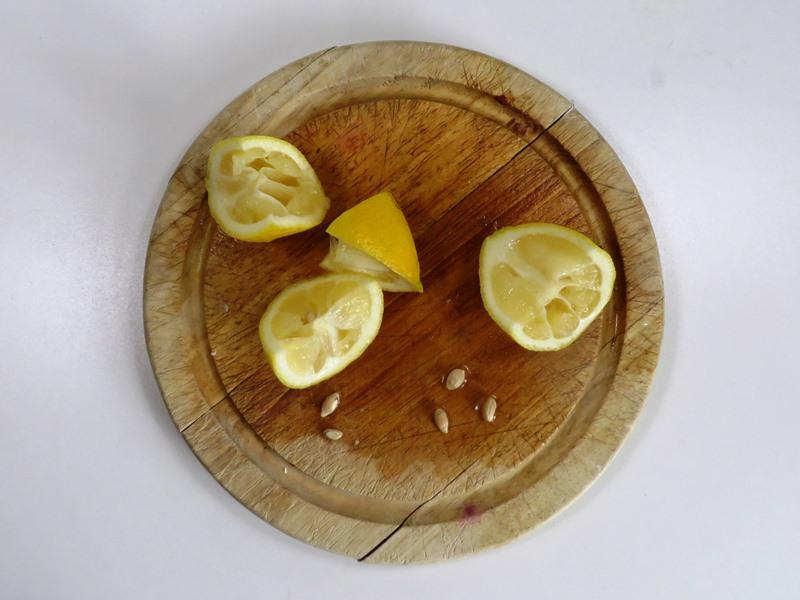 zitronenkern für zitronenbaum