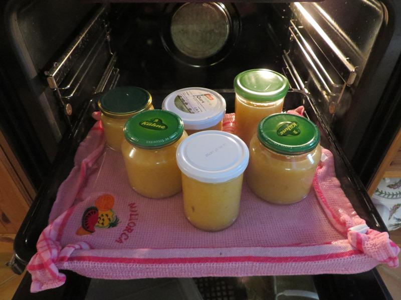 Markiert in einkochen apfelmus pfel apfelernte - Apfelmus einkochen im backofen ...